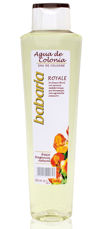 COLONIA ROYALE 600 ml